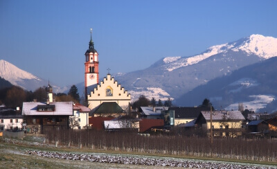 Transfer from Salzburg Airport to Absam