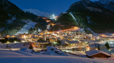 Transfers from Salzburg Airport to Ischgl