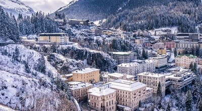Transfer from Salzburg Airport to Bad Gastein